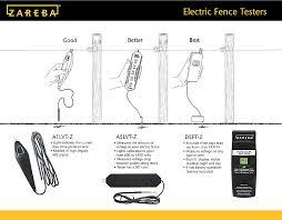 Z Light Zareba Multi Light Electric Fence Tester Model A5lvt Z Zareba