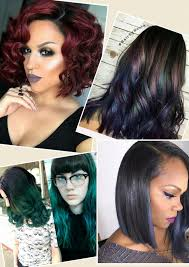 biggest hair color trends fall winter 2016 2017 glam