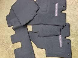 lexus floor mats oem floor mat set