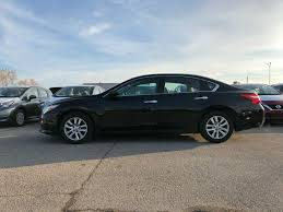 nissan altima 2018 black used 2016 nissan altima accident free trade priced to sell 4 door