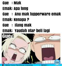Neko Meme - emak neko meme comic revolution indonesia facebook