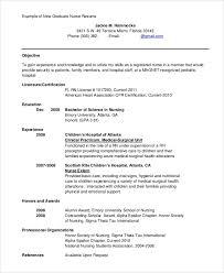 nicu resume care nursing resume create professional resumes for free