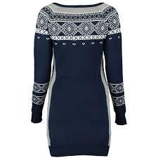 cowboys sweater dallas cowboys s navy big logo sweater dress
