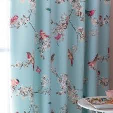 Curtains Birds Theme Animal Print Shower Curtain Foter