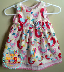 rickety rac baby dress tutorial and free pattern the stitching