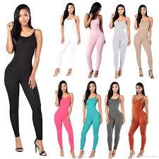 rompers for women ladies jumpsuits women one piece sports jumpsuit