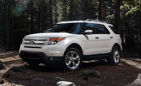ford explorer 2 0 ecoboost review 2012 ford explorer limited 4wd pictures photo gallery car and