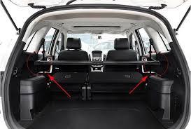 Kia Cargo Car Rear Trunk Security Shield Shade Cargo Cover For 15 Kia Soul