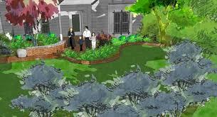 online landscape design services designer
