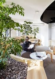 celebrating home home interiors celebrating nature an office by muxin design and research