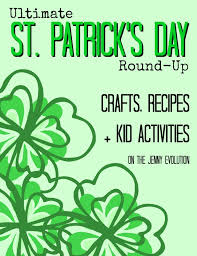 10 easy st patrick u0027s day crafts for kids boardwalk property