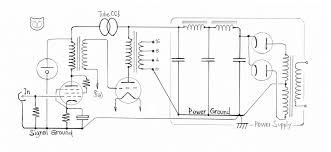 Transformer Coupled Transistor Amplifier Schematic Amplifier U2013 Nekolab