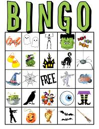 halloween bingo riddles game halloween bingo party activities