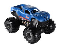 bigfoot the monster truck amazon com toy state road rippers light and sound big foot