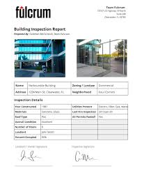 part inspection report template customized pdf report templates