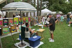 Stockley Gardens Art Show Rehoboth Art League U0027s 39th Annual Outdoor Fine Art And Fine Craft