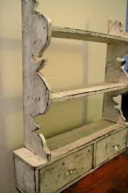 Shabby Chic Wall Shelves by French Country Wall Shelf Cottage Chic Wall Shelf Kitchen Shelf