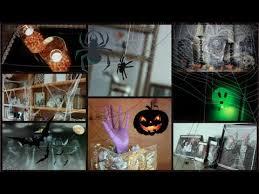 Halloween Room Decoration - diy halloween room decor youtube