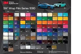 matte flat black vinyl car wrap sticker decal sheet film bubble free 3m 1080 wrap film series