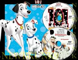 101 dalmatians dvd complete tv series animated sale