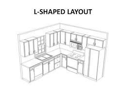 l kitchen layout kitchen layouts module 9 management of food preparation service