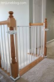 Baby Safety Gates For Stairs Ten June Baby And Toddler Proofing Ideas For Your Home