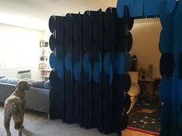 Diy Room Divider Simple Beauty Of Diy Cardboard Decorative Screens And Room Dividers