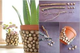decorate your terra cotta pot planters so creative things