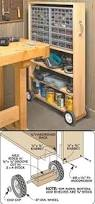 Woodworking Plans Garage Storage Cabinets by Garage Storage Cart Woodworking Plan Love This Organized
