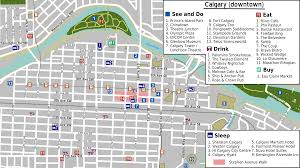 New Orleans Hotels Map by File Calgary Downtown Map Png Wikimedia Commons