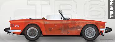 car buying guide the official triumph tr6 buying guide