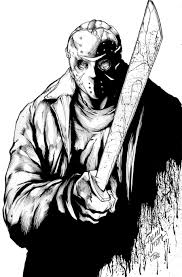 jason vorhees by inker guy on deviantart