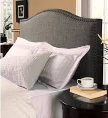 upholstered headboards king size bed foter