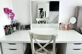 black makeup desk with drawers ikea makeup desk dynamicpeople club