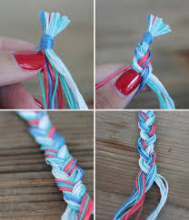 braided bracelet diy images Diy aurelie bidermann braided cuff bracelet the stripe jpg