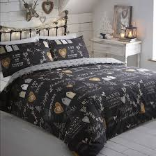 Black Duvet Cover Sets Simply Christmas Quilt Cover Sets Bedding Sets