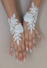 gant mariage gant mariee mariage ivoire de mariage paire de gants gants de