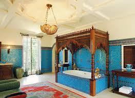 to da loos moroccan dreams blue bathroom