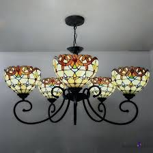tiffany lights for sale tiffany style chandelier fine quality style bronze and stained glass