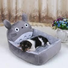 canapé lit pour chien 6 couleurs joie mignon chien pet lits tapis en peluche