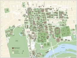 princeton university interactive campus map my blog