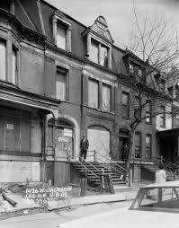 1950s homes chicago landmarks jackson boulevard historic district look back