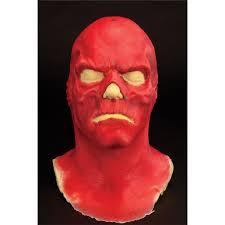 hugo weaving screen worn red skull prosthetic makeup appliance