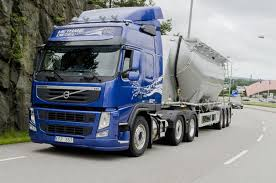 volvo diesel trucks blue corridors open the door to lower carbon long haul trucking