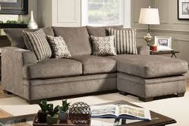 Chenille Sectional Sofa With Chaise Lynwood Chenille Sectional With Moveable Chaise At Gardner White