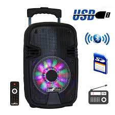 Party Speakers With Lights Speakers Speakers Techgadgetsinfo Com