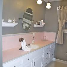 Little Girls Bathroom Ideas Pink Bathrooms Decor Ideas Pink Tile Bathroom Decorating Ideas 73