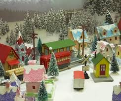 christmas villages a brief history of christmas villages from family christmas online