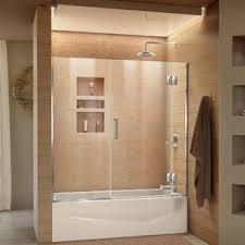 shower u0026 bathtub doors you u0027ll love wayfair