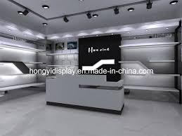china men garment shopfitting men clothes shop decoration
